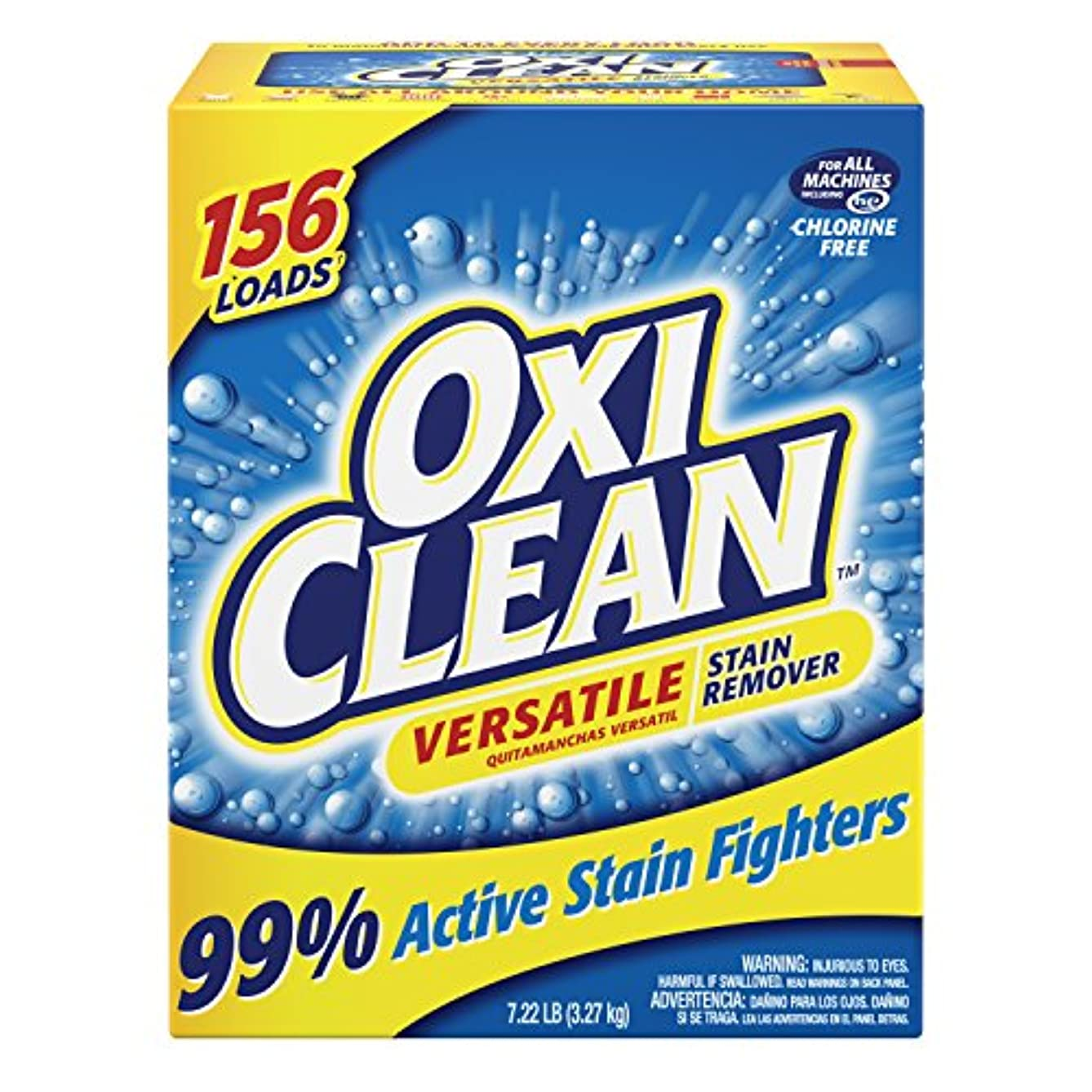 OxiClean Versatile Stain Remover Powder, 7.22 lbs
