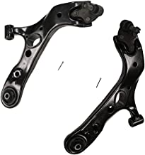 Detroit Axle - Detroit Axle - Complete Front Lower Control Arms and Ball Joints Assembly for 2006 2007 2008 2009 2010 2011 2012 2013 2014 2015 Toyota Rav4