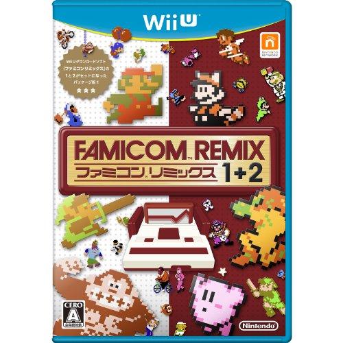 ファミコンリミックス1+2-WiiU