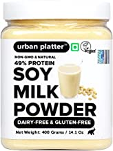 Urban Platter Soy Milk Powder, 400g