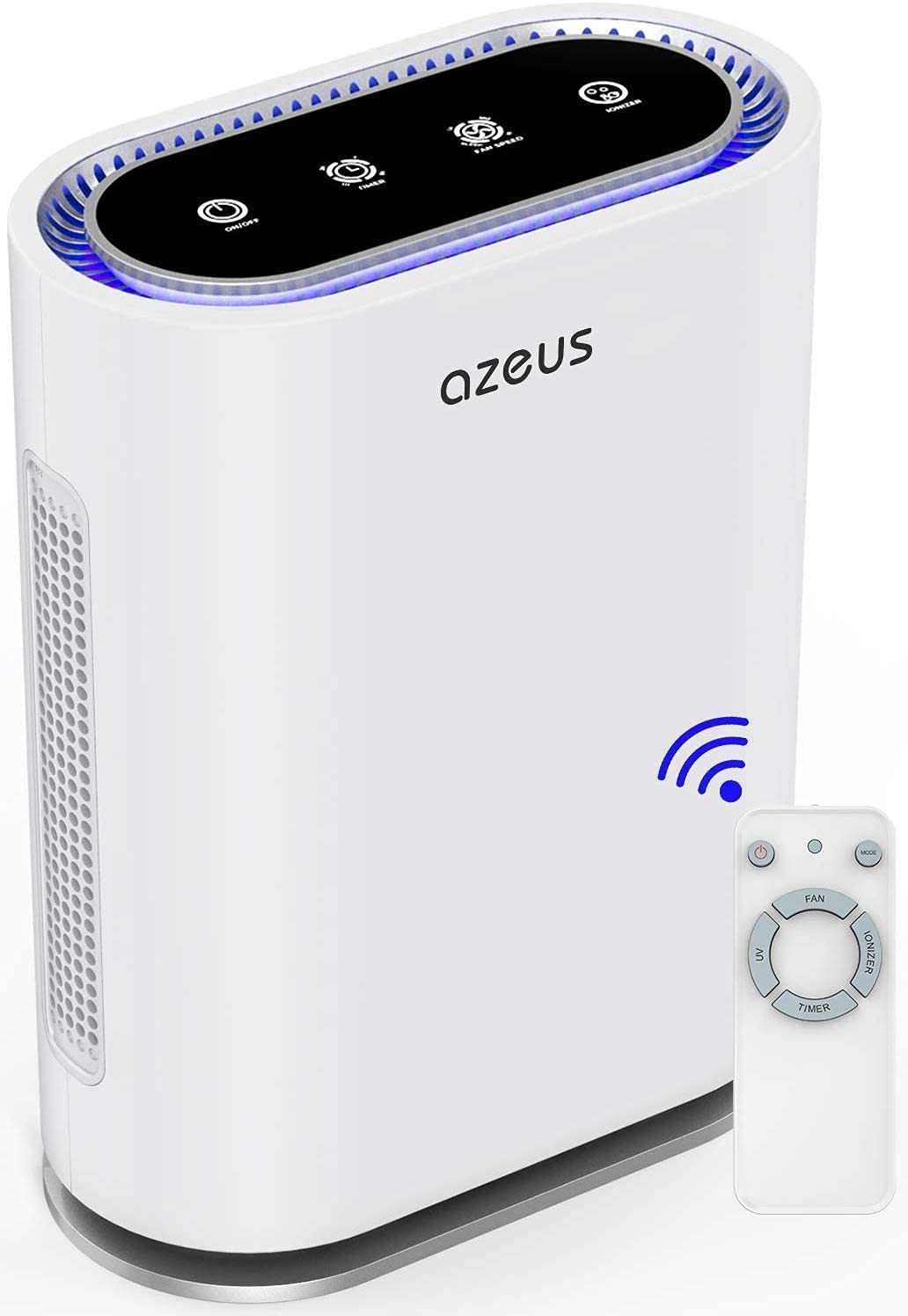 AZEUS Smart True HEPA Air Purifier 35% OFF Room to Large Extra 1080 For New Orleans Mall