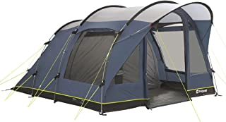 Outwell Rockwell 5 Tunnel Tent, Blue, one Size, Adult