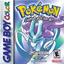 Pokemon Crystal Version - New Save Battery (Renewed)