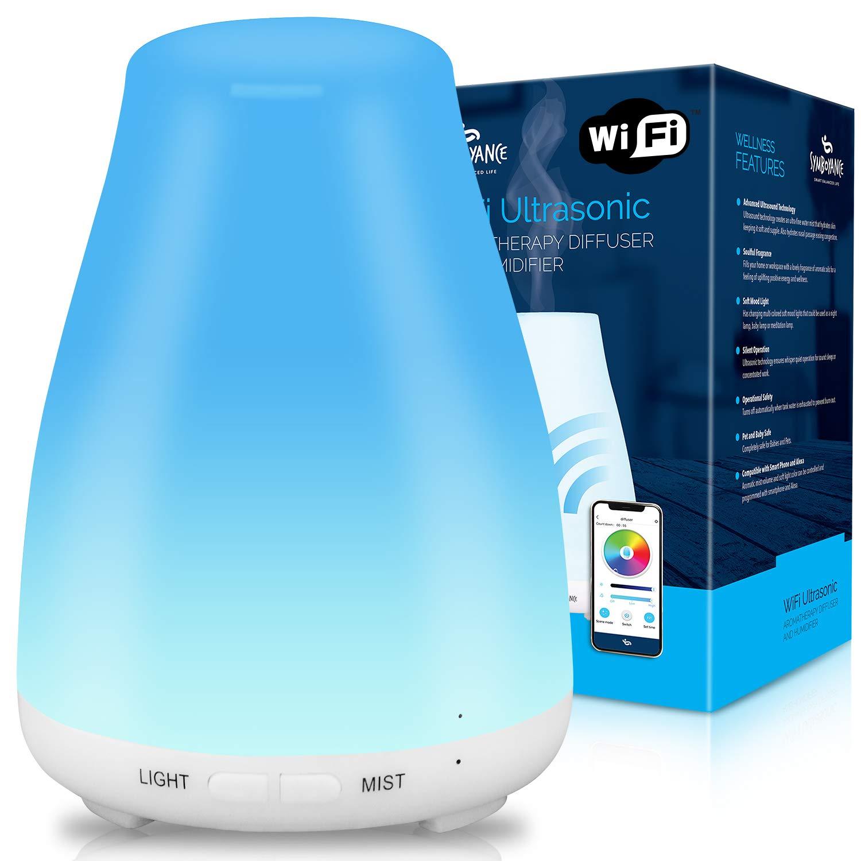 Symboyance Smart Aromatherapy Diffuser Humidifier