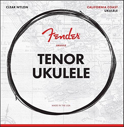 Fender California Coast 90T - Cuerdas para ukelele tenor