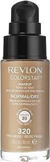 Revlon ColorStay Foundation for Normal - Dry Skin, True Beige 30ml