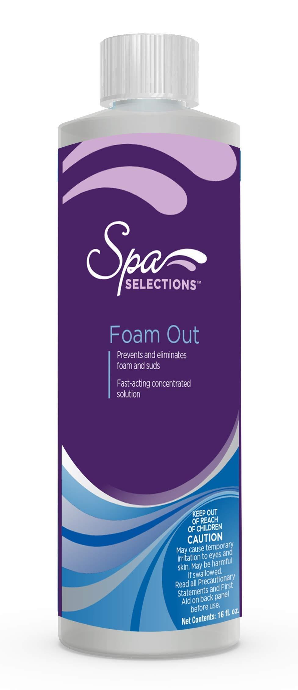 Spa Selections 86243 Foam Brown