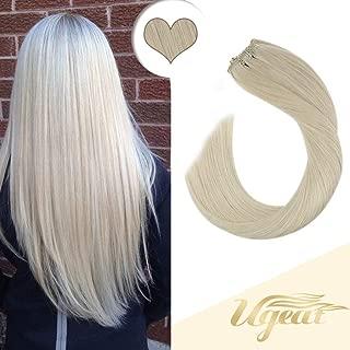 Ugeat 20Inch Brazilian Remy Hair Weft 12