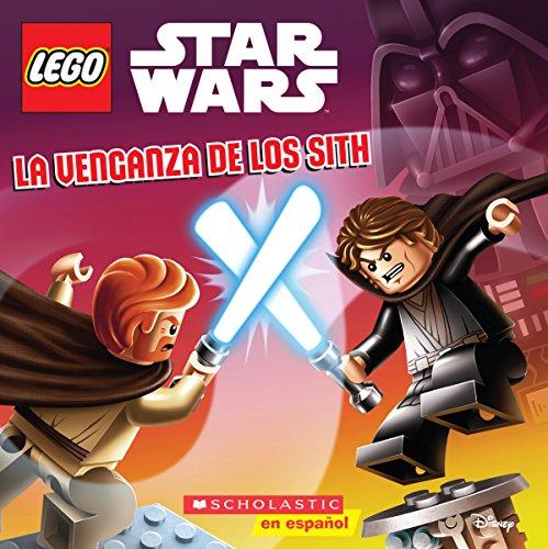 La Lego Star Wars: La Venganza de Los Sith (Revenge of the Sith) (Lego Star Wars 8x8)
