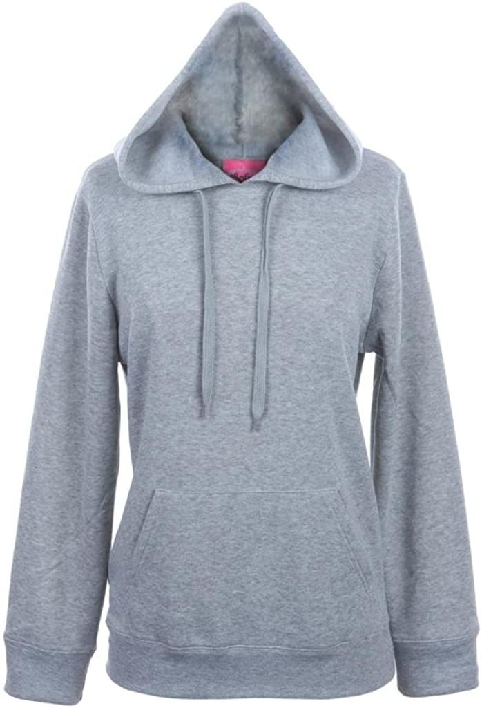 Without brand Sherpa/_Lined Hooded Drawstring Fleece Sweatshirt for Women Long Sleeve Round Neck Sweatshirt Casual Pullover