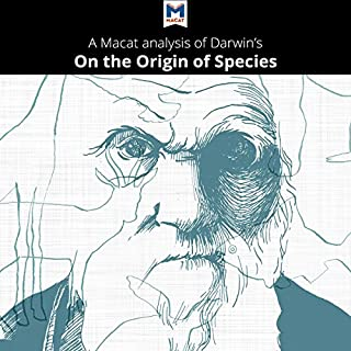 A Macat Analysis of Charles Darwin's On the Origin of Species by Means of Natural Selection, or The Preservation of Favoured Races in the Struggle for Life Titelbild