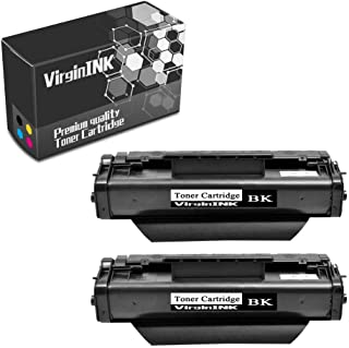 VirginInk 2050 Series Printing Toner Cartridge Replacement for Canon Laser Class 2050 2050P Printers(5,000 Page-Yield, 2 Black)