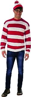 Rubie's Costume Wheres Waldo Deluxe Adult Costume