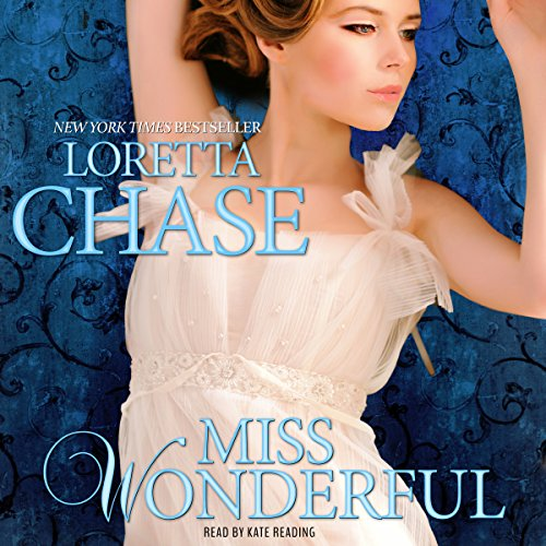 Miss Wonderful audiobook cover art