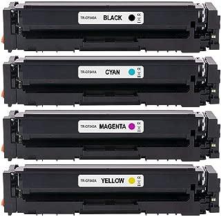 EliveBuyIND® Color LaserJert M254NW, MFP M281fdw toner 203A compatible LaserJet Toner Cartridge Set (CF543A) / M254/254dw/254nw MFP M281cdw/281fdn/284fdw/280/280nw