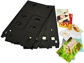 Inkjet PVC Card Tray for Canon J Type Printers - PIXMA MX922 iP7200 iP7230 MG7720 MG7120 MG6350 MG5480 MG5420 MG5400