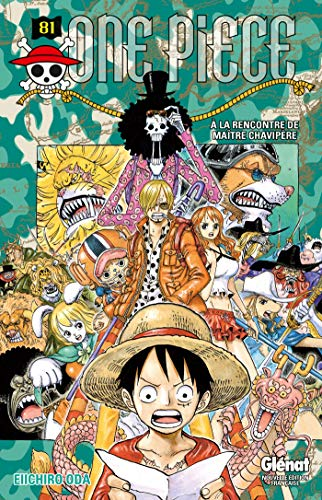 One Piece - Édition originale - Tome 81: One Piece 81