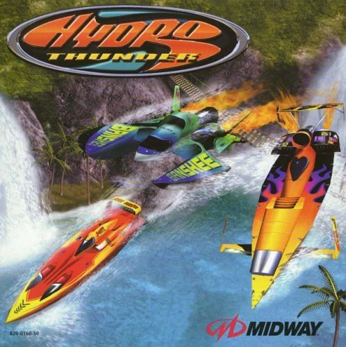 Hydro Thunder by Midway Games Ltd