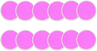 Zoli Baby Buzz B Replacement Pads, Set of 12, Pink