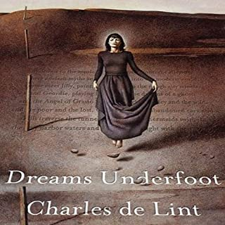 Dreams Underfoot audiobook cover art