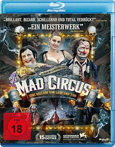 Mad Circus - Eine Ballade von Liebe und Tod [Alemania] [Blu-ray]
