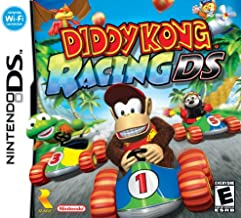 diddy kong ds game
