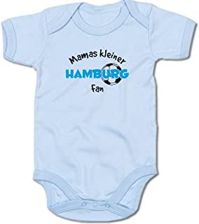 G-graphics Baby Body Mamas Kleiner Hamburg Fan 250.0466