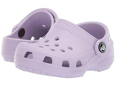 Crocs Kids Crocs Littles (Infant) (Lavender) Kids Shoes