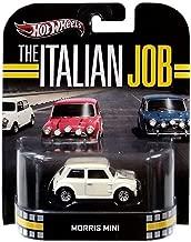 2013 Hot Wheels Retro Entertainment The Italian Job - Morris Mini - White