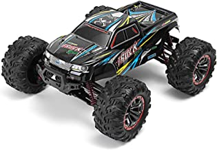 FMT Large 1:10 Scale High Speed 46km/h 4WD 2.4Ghz Remote Control Truck 9125, Radio Controlled Off-Road RC Car Electronic M...