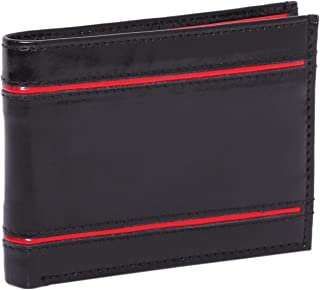 Laveri Waterproof Wallet for Men - Leather, and Tan