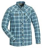 Pinewood Herren Caribou Hemd, blau, S