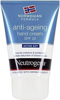 Neutrogena Norwegian Formula Anti Ageing Hand Cream SPF25 (50ml) - Pack of 2