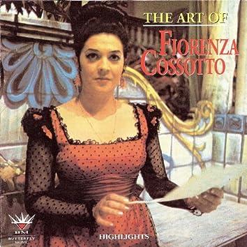 The Art of Fiorenza Cossotto
