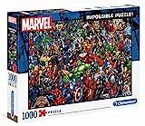 Clementoni Other Puzzle 1000 Piezas Marvel 80 Years, Multicolor (39411.1)