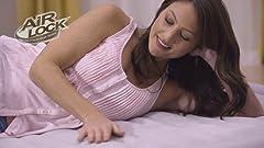 Amazon.com : Intex Comfort Plush Mid Rise Dura-Beam Airbed ...