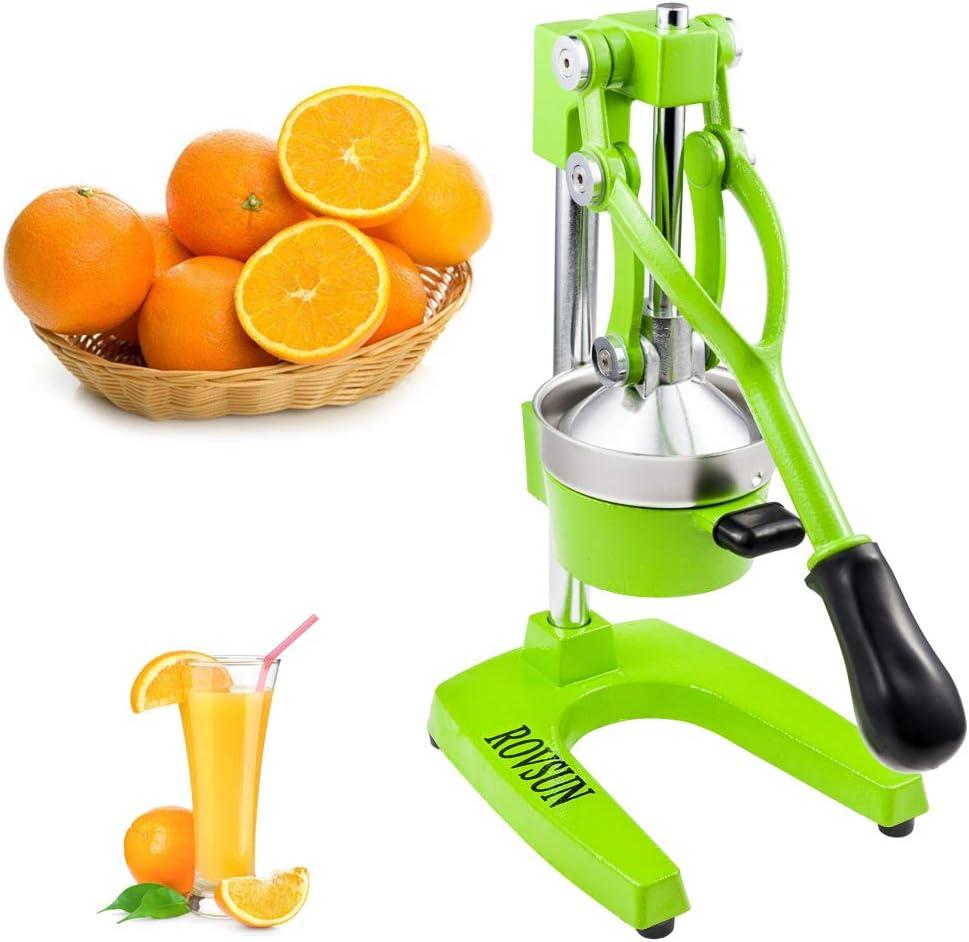 ROVSUN Commercial Popular product Grade Citrus Juicer Press Manual Hand New Shipping Free Ju Fruit