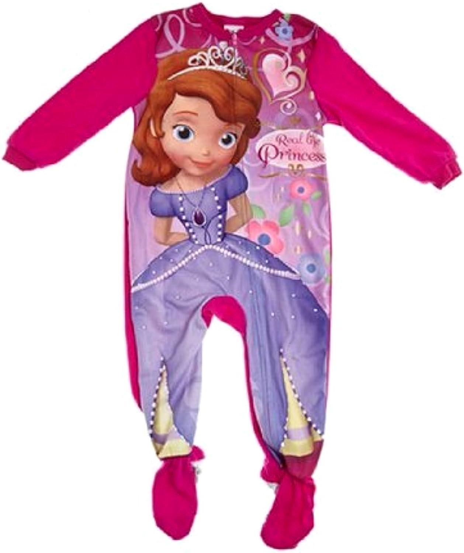 Disney Princess Sofia The First Girl Footed Blanket Sleeper Pajama Size 4T