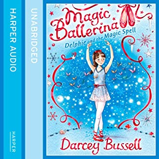 Delphie and the Magic Spell cover art