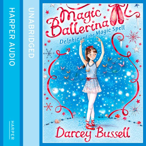 Delphie and the Magic Spell audiobook cover art