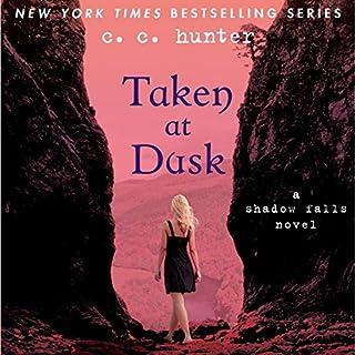 Taken at Dusk audiobook cover art
