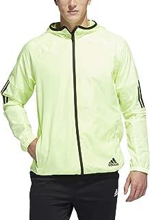 adidas Men's Wind Full-Zip Jacket