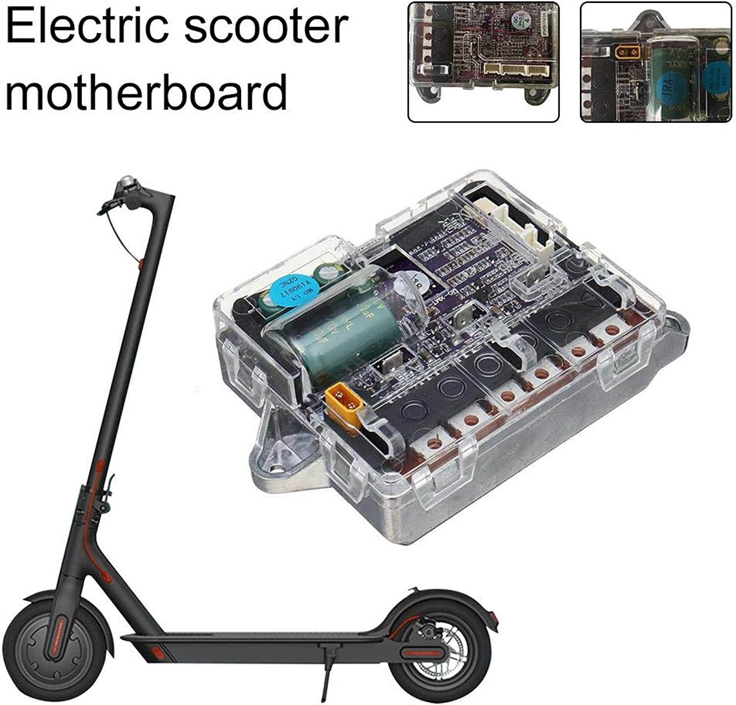 Motherboard Driver Electric Scooter Controller for Xiaomi M365
