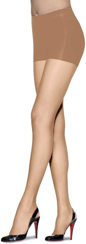 L'eggs Women's Sheer Energy Control Top Sheer Toe Pantyhose