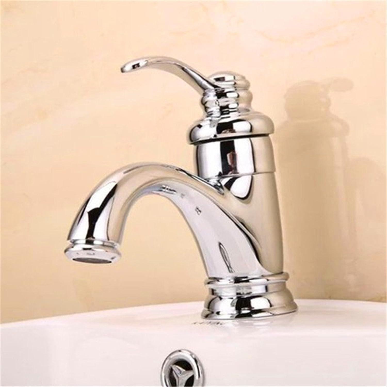 LaLF European Faucet Single Hole Faucet?Hot and Cold Faucet?Basin Mixer?Teapot Faucet