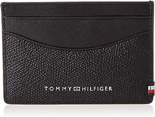 Tommy Hilfiger BUSINESS MINI CC HOLDER, Piccola Pelletteria Uomo