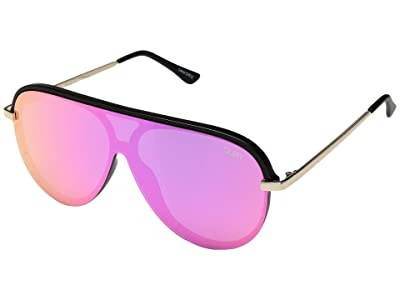 QUAY AUSTRALIA Quay x JLo Empire (Black/Pink Purple) Fashion Sunglasses