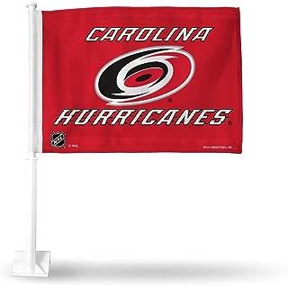 Rico Industries NHL Carolina Hurricanes Car Flag