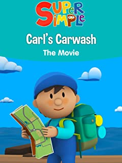 Carl's Carwash: The Movie - Super Simple