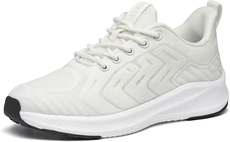 Pamray Women's Running Walking Shoes Sports Athletic Jogging Fas